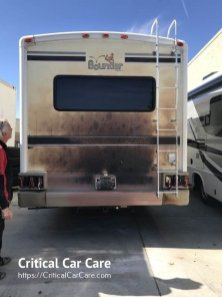 rv motorhome repair