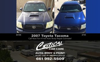auto body and paint