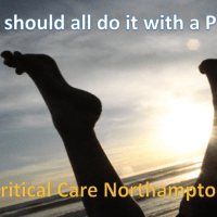 PLR...everyone's doing it! #FOAMed #FOAMcc #POCUS