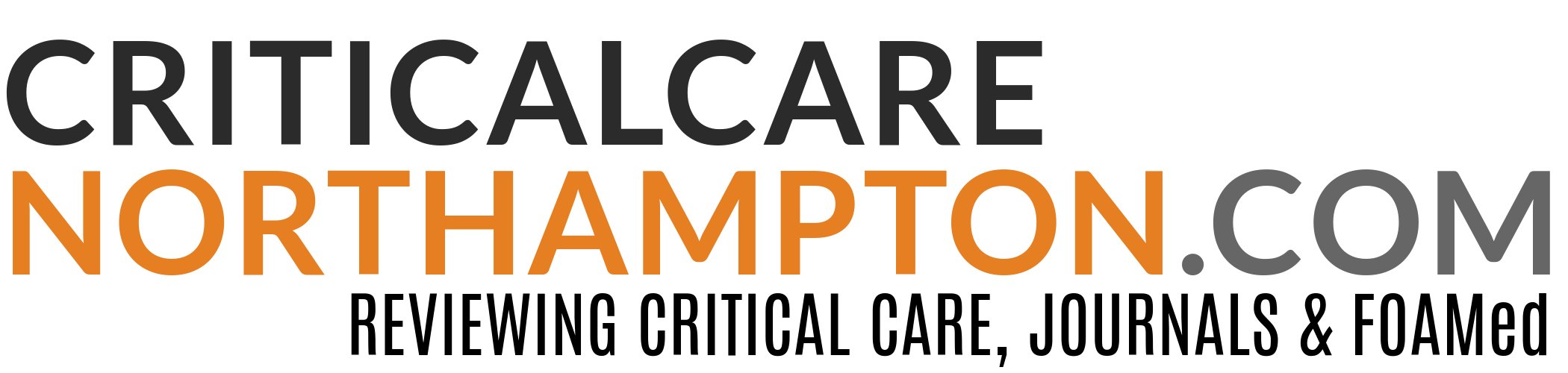 Critical Care Northampton