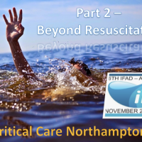 Fluid Therapy Part 2 - Fluids Beyond Resuscitation! #FOAMed #FOAMcc #POCUS
