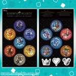 KH Glass Sticker Set