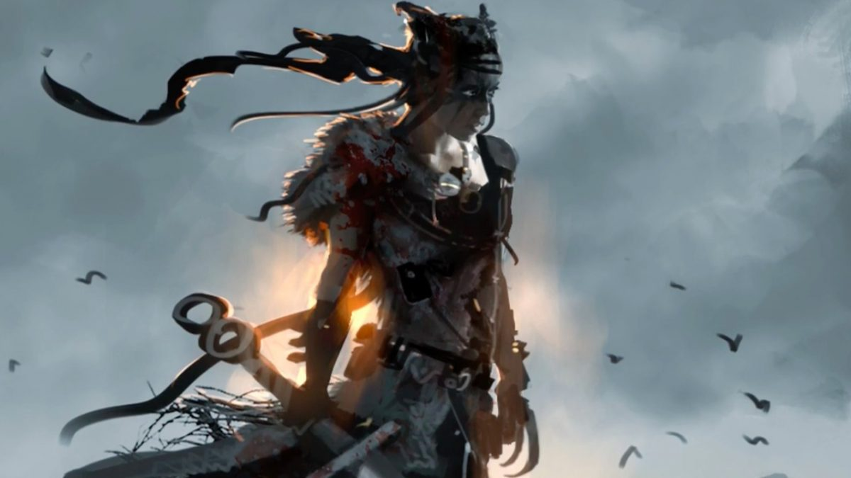 Hellblade Senuas Sacrifice Data De Lanamento Trailer