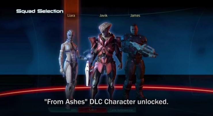 Mass Effect 3 foi um dos jogos da EA acusado de conter DLC dentro do disco