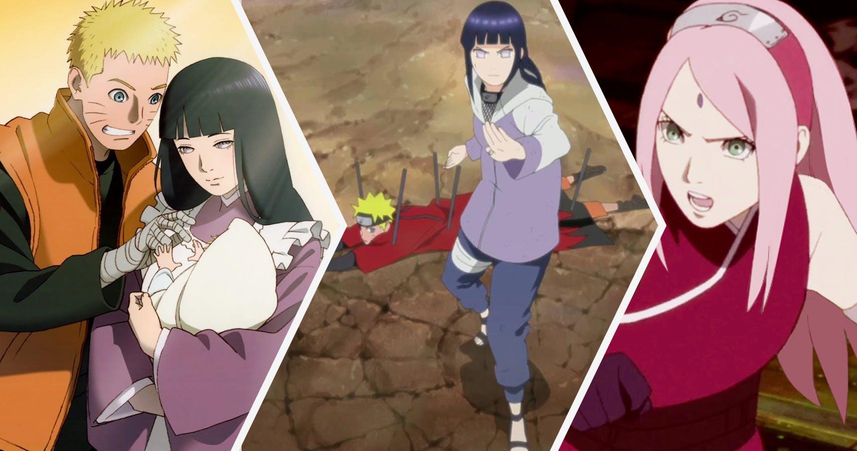 Wallpaper Girl Boy Holding Hands Masashi Kishimoto Revela Porque Porque Naruto Casou Se Com