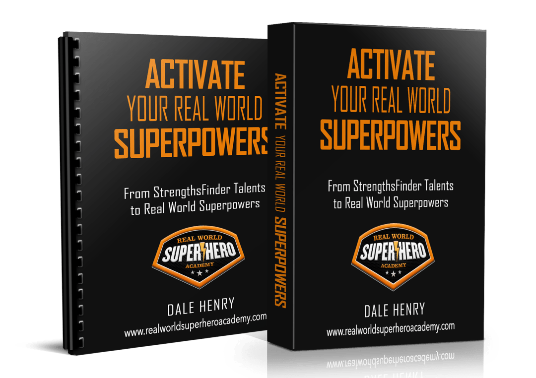 Activate Your Real World Superpowers