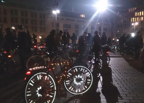 CM Berlin, November 2014, Lichter am Pariser Platz