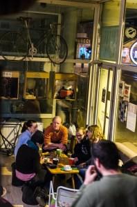 Culture Exchange Cafe