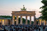 CM Berlin Brandenburger Tor, Mai 2018