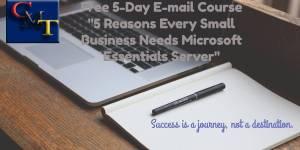 Microsoft Essentials Server Email Course