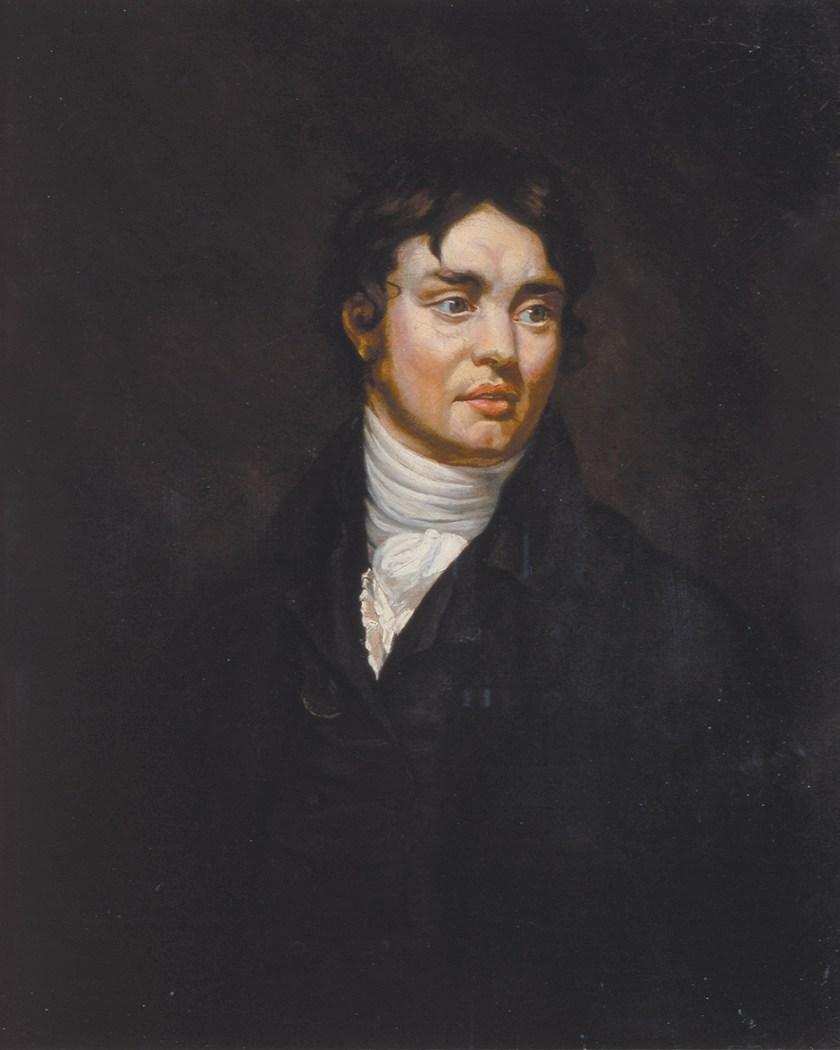 Samuel Taylor Coleridge, by James Northcote