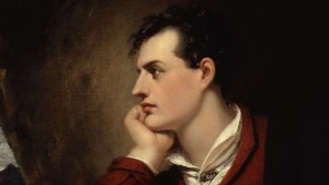 George Gordon Lord Byron FEATURED