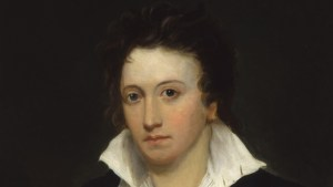 Percy Bysshe Shelley FEATURED