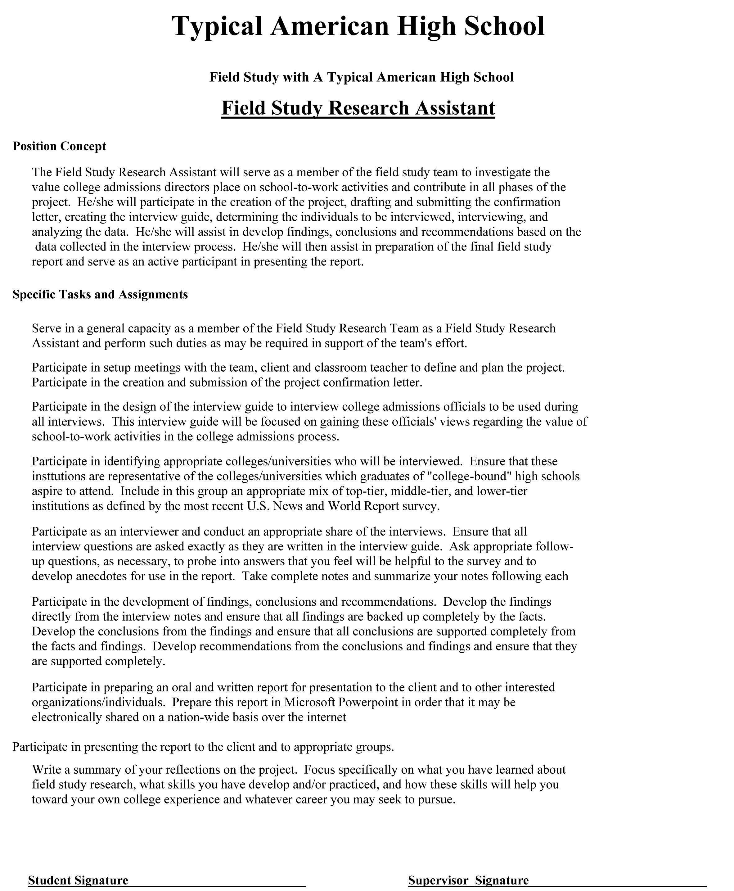 Field Studies – The BEST Way to Teach Critical Skills – Critical Skills!