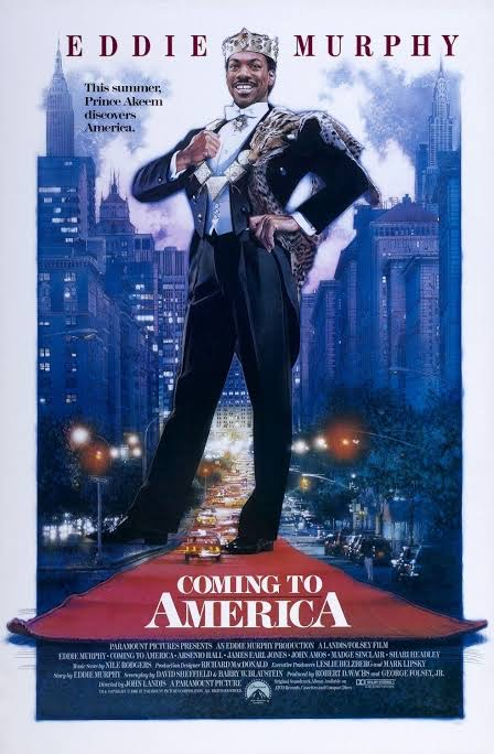Comedy: Coming to America PT 1 (1988) [Download Full Movie]