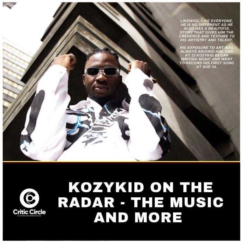 who is kozykid  | Critic Circle