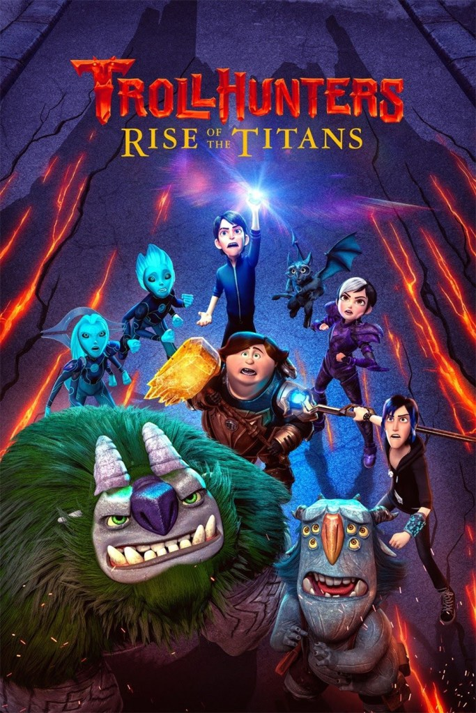 Adventure: Trollhunters Rise of the Titans (2021) [Download Full Movie]