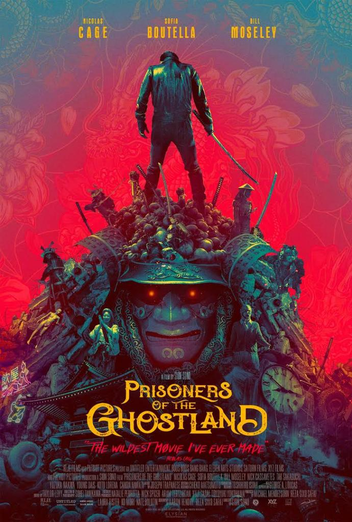 Action: Prisoners of the Ghostland (2021) [Download Movie]