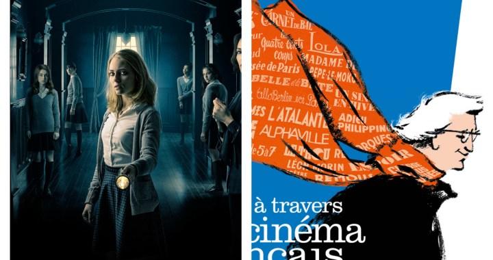 Gana un DVD de La Maldición de Blackwood o de Viaje por el Cine Francés.