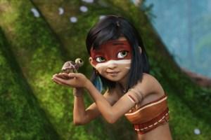 Ainbo: La Guerrera del Amazonas – Reseña