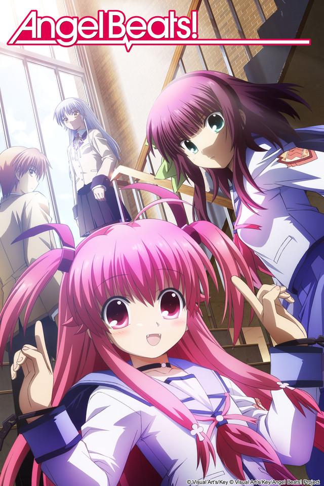 Angel Beats Streaming Vostfr : angel, beats, streaming, vostfr, Angel, Beats, Review, Critic, Anime