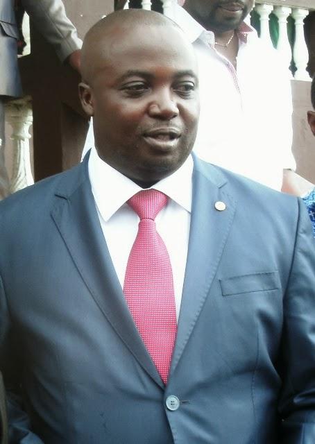 Mayor(interim) Ekema Patrick