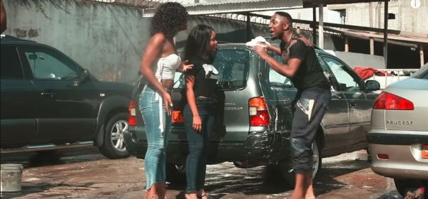 Stanley Enow Makes Acting Debut