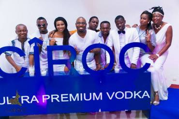"""CAMIFF's CIROC """"All White Party"""""""