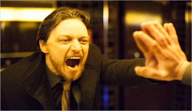 James McAvoy Filth Epic Face