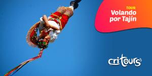 Voladores de Papantla, Tajín