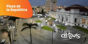 Plaza de la República, Veracruz