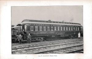 Charles Crittenton's Good News Train