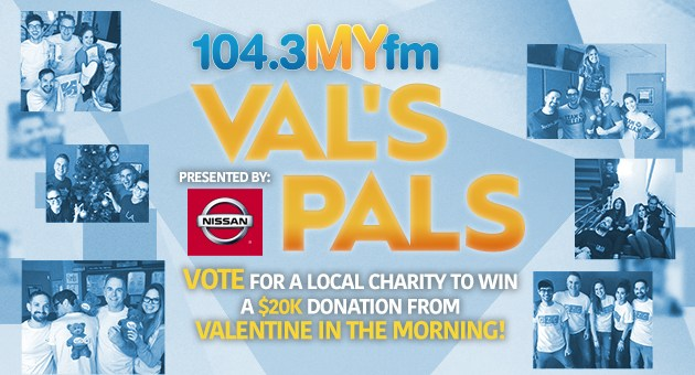 Val's Pals Contest - Vote Crittenton Services!