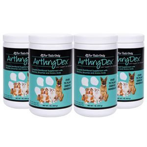 For Tails Only Arthrydex™ Four 1 lb. canister Youngevity Critter Caretakers Pet Services Youngevity Arthrydex For Tails Only (Four 1 lb canisters)