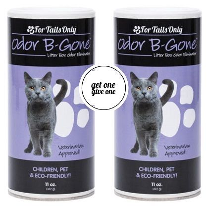 For Tails Only Odor B Gone Litter Box Odor Eliminator Youngevity Critter Caretakers Pet Services Youngevity Odor B-Gone Litter Box Odor Eliminator