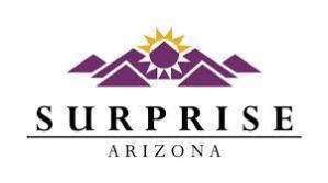 Surprise Arizona Logo