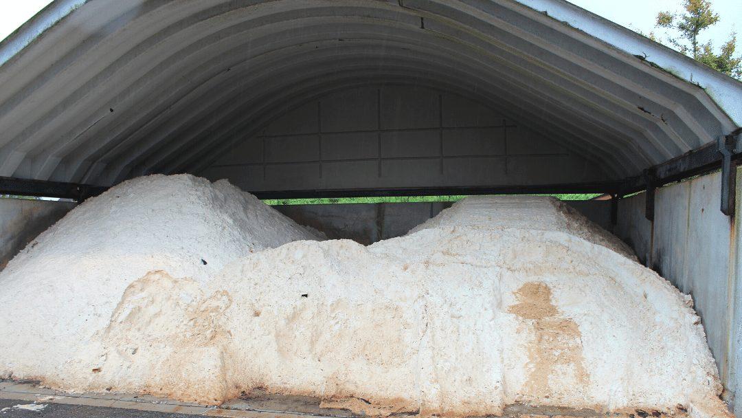 The environmental concern of road salt