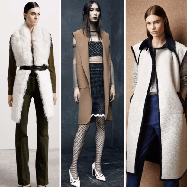 How to Wear Longer Vests, fall outfits, vests, how to wear vests, Crivorot Scigliano, Marcia Crivorot