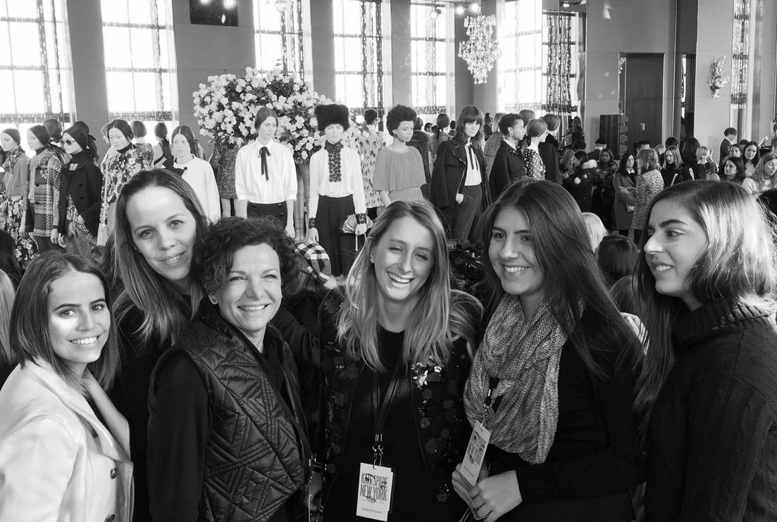 NY Fashion Tour Crivorot Scigliano
