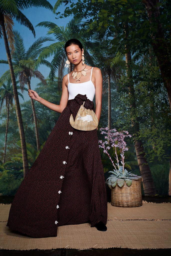 Rebecca de Ravenel Spring 2018 - Semana de moda de Nova York - NYFW - tendencias - Crivorot & Scigliano - Marcia Crivorot - personal stylist