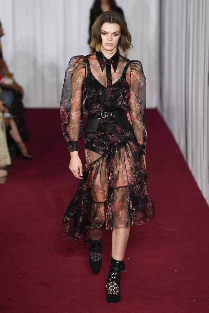 Jill Stuart Spring 2018 - Semana de Moda de Nova York - NYFW - Crivorot & Scigliano - Marcia Crivorot - personal stylist em Nova York