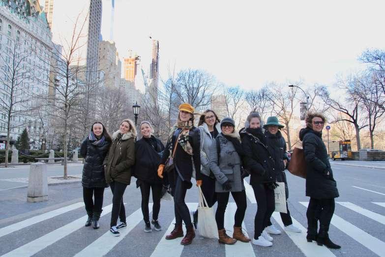 Como foi a sexta edição do NY Fashion Tour, NY Fashion Tour, Crivorot Scigliano, Curso de Moda em NY, Como participar do backstage