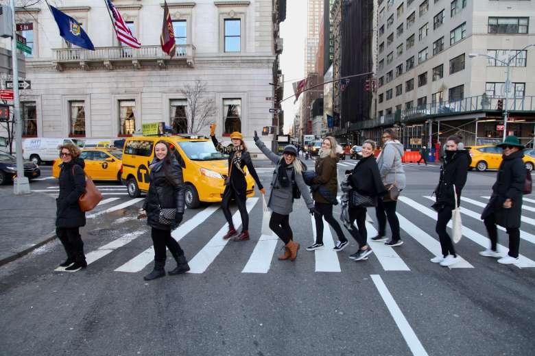 NY Fashion Tour 6th Edition, NY Fashion Tour, Crivorot Scigliano, Fashion in NYC, Fashion Show backstage