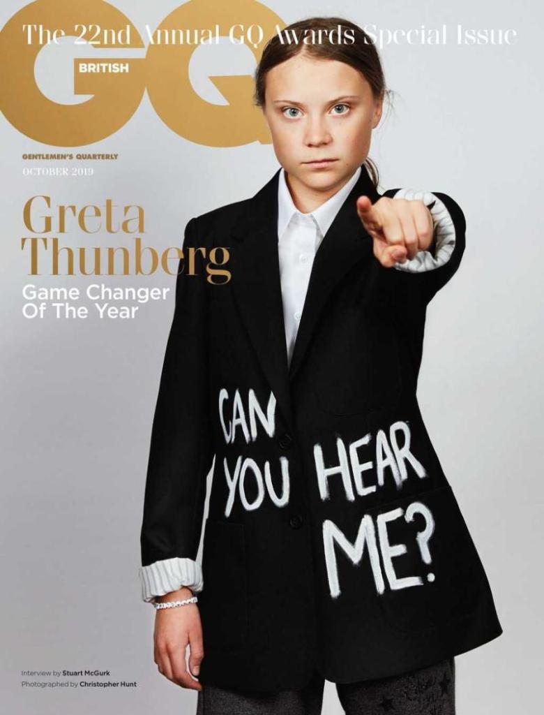 Você está escutando a nova geração?, Greta Thunberg, sustentabilidade, Crivorot Scigliano, Flight Shame, Can you hear me?, aquecimento global, tendência de comportamento