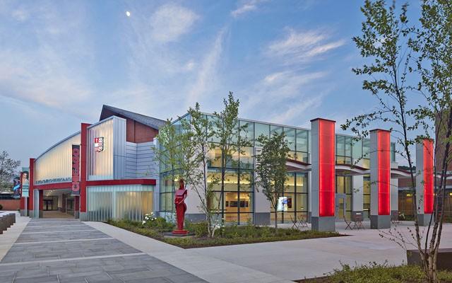 Sacred Heart University Edgerton Performing Arts Center
