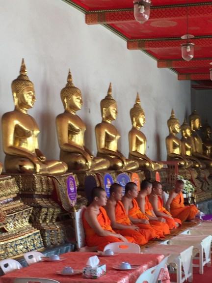 Bangkok Monks