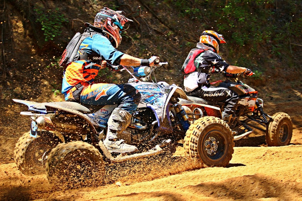 safety tips ATV helmets and eye protection