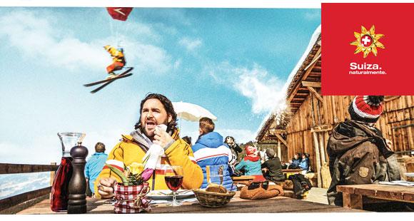 Invierno en Suiza