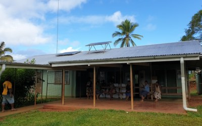The Advantages of a Solar System in Mougulu