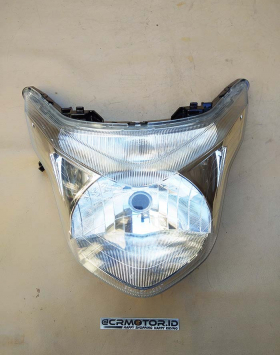 Reflektor Headlamp Lampu Depan Honda Beat POP